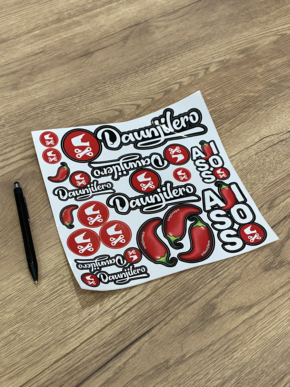 stickers-ajisosos